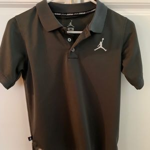 Nike Micheal Jordan youth collard shirt